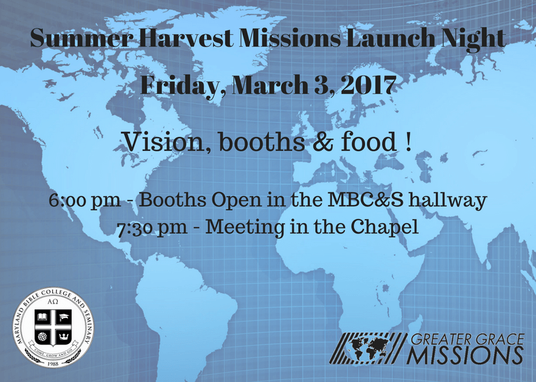 Missions Night Tablet